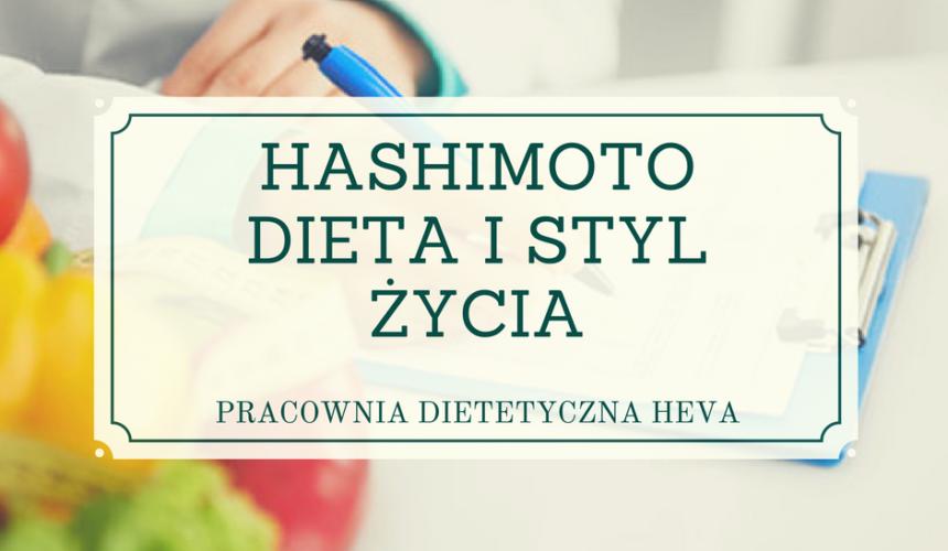 Hashimoto – dieta i styl życia