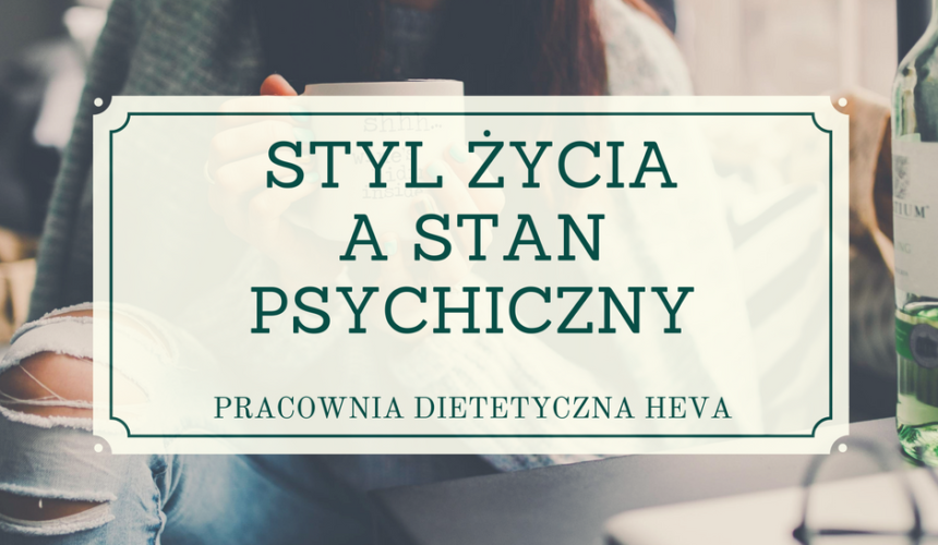 Składniki diety a psychika człowieka